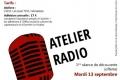 atelier radio